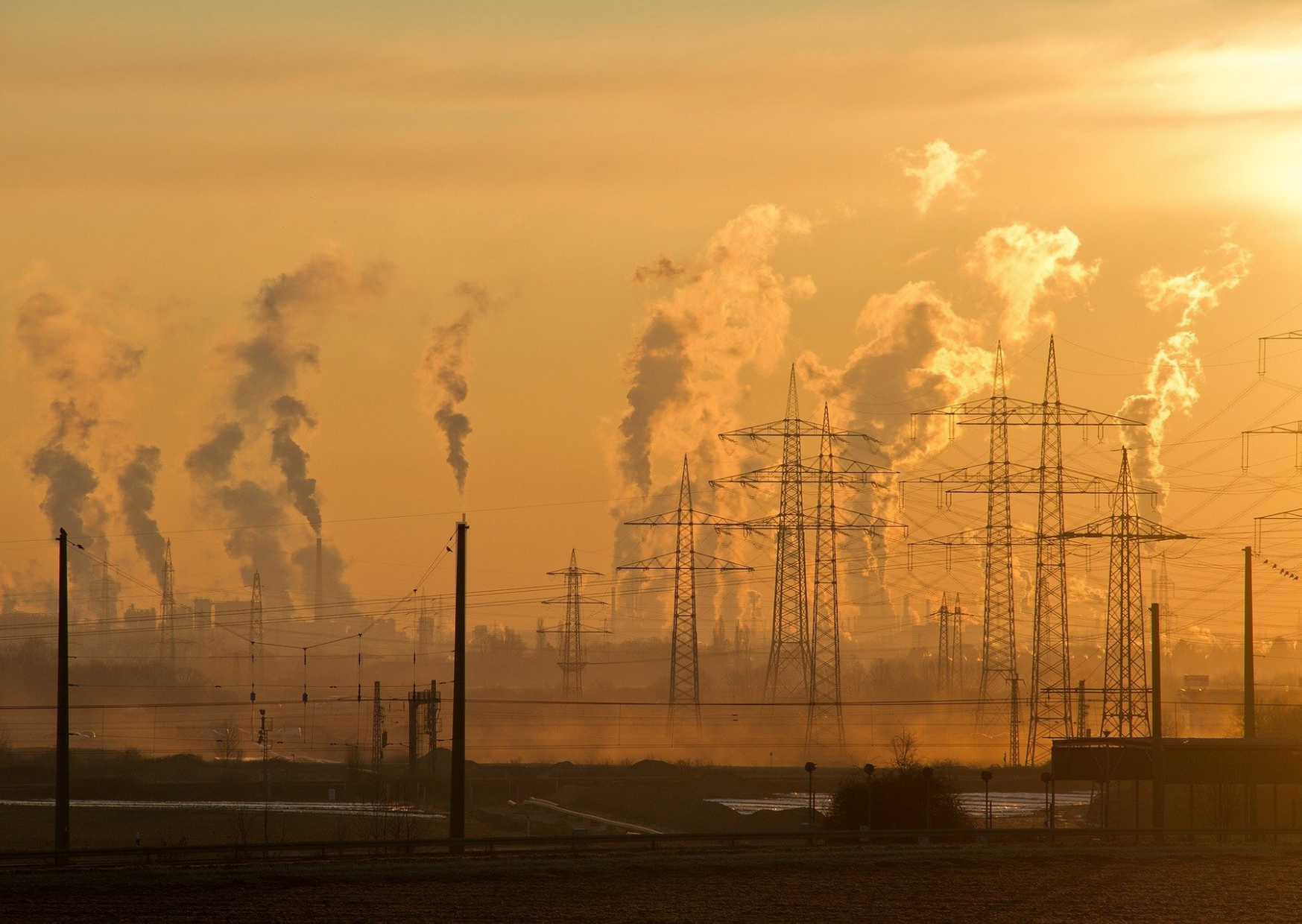 Industry Climate Co2