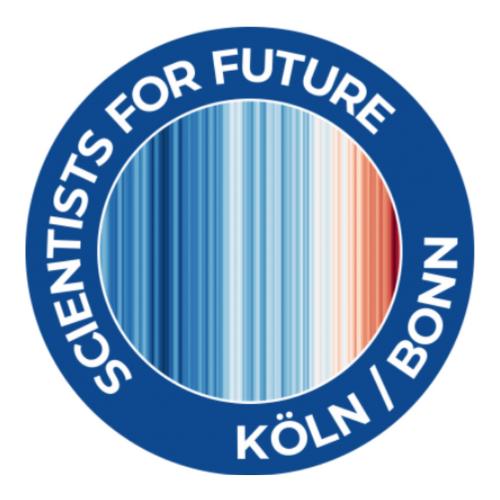Scientists for future koeln bonn
